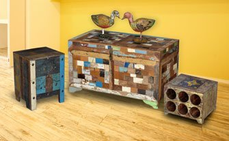 Shastra Weathered Furniture- Visit Event