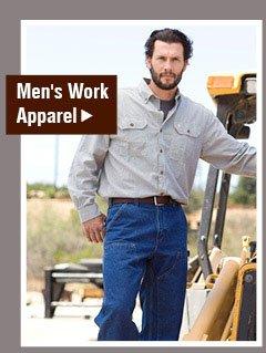 Men's Work Apparel