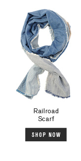 Railroad Scarf