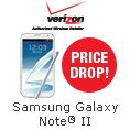 Samsung Galaxy Note II. PRICE DROP!