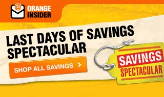 LAST DAYS OF SAVINGS SPECTACULAR