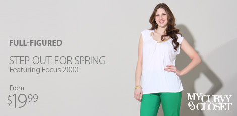 Step out for spring featuring Focus 2000