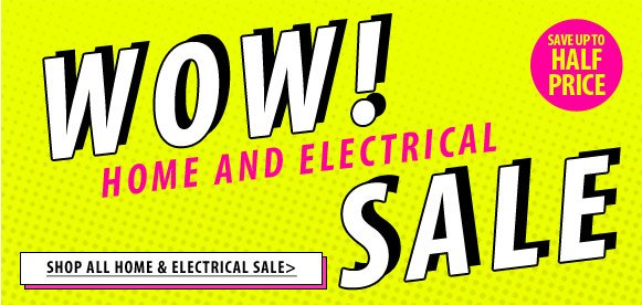 Home & Electrical Sale