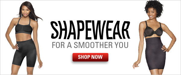 Check out our Smoothing Shapewear