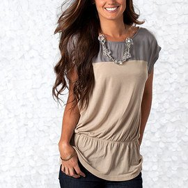 Breezy Beauty: Women's Apparel