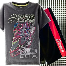 ASICS Boys' Apparel