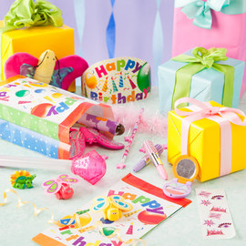 Make the Party: Favors & Toys