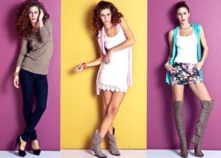 Color Concept: Women's Apparel