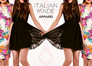 Italian Made Apparel for Her, SS/2013