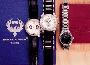 Swisstek & Briller Watches