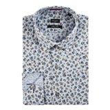 Paul Smith Shirts - Sky Blue Floral Shirt