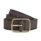 Paul Smith Belts - Grey Gloss Edge Belt