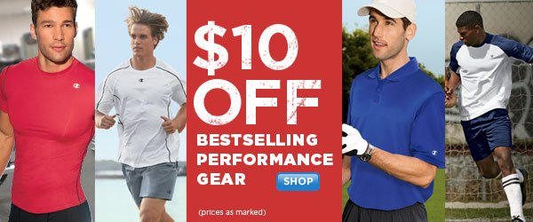 SHOP Perfect 10 SALE / Men's Performance