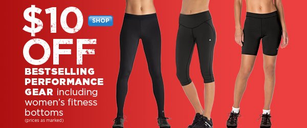 SHOP Perfect 10 SALE / Women's Performance