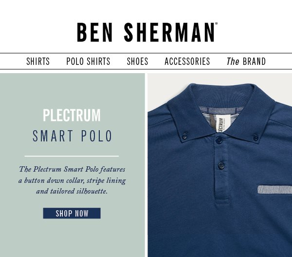 Plectrum Smart Polo