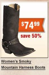 Women's Smoky Mountain Harness