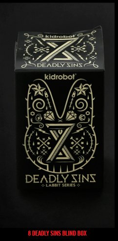 8 DEADLY SINS BLIND BOX