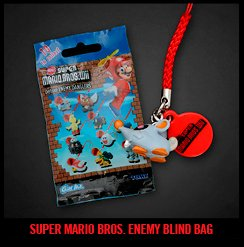 SUPER MARIO BROS. ENEMY BLIND BAG