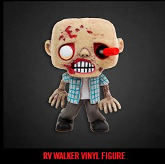 RV WALKER VINYL FIGURE