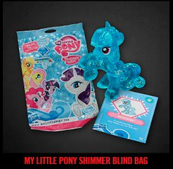 MY LITTLE PONY SHIMMER BLIND BAG