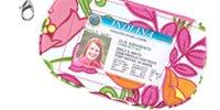 Clip Zip ID in Lilli Bell