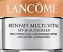 BIENFAIT MULTI-VITAL SPF 30 SUNSCREEN