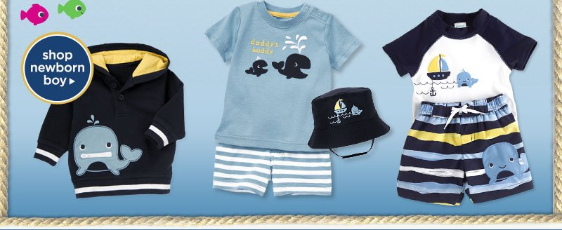 Shop Newborn Boy