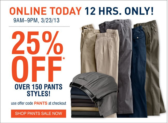 Shop Selected Casual and Dress Pants