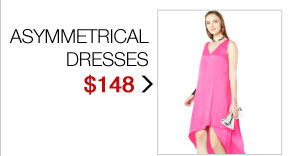 SHOP ASYMMETRICAL DRESSES $148