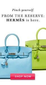 Hermes. Shop Now.
