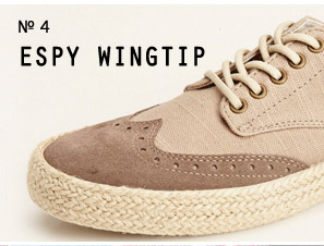 Espy Wingtip