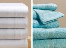 Egyptian Cotton For the Luxe Bed & Bath