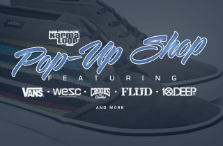 Karmaloop's Pop-Up Shop ft. Vans, Crooks, LRG and