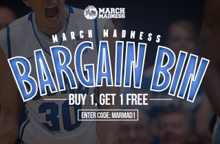 March Madness Bargain Bin