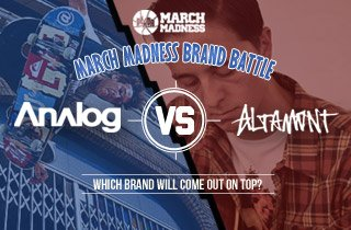 Analog VS. Altamont