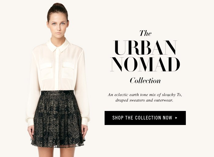 The Urban Nomad Collection