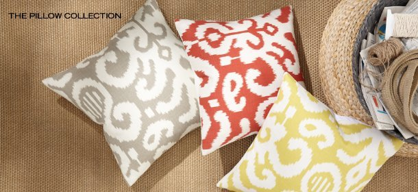 THE PILLOW COLLECTION, Event Ends March 26, 9:00 AM PT >
