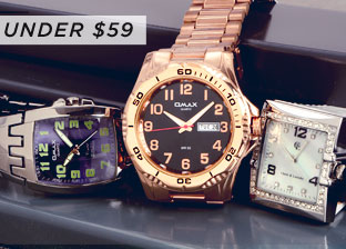 Under $59 Watches Sale