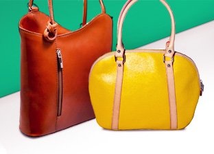 Giulia Handbags. Made in Italy