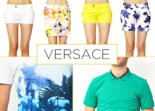 Versace for Him & Her