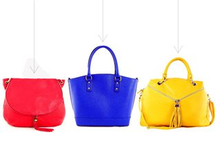 EA Handbags & Accessories SS/2013, Made in Italy