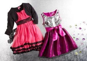 Little Fashionista: Girls' Dresses & Leggings