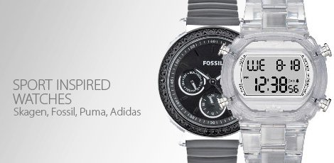 Sport Inspired Watches