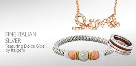 Fine Italian Silver