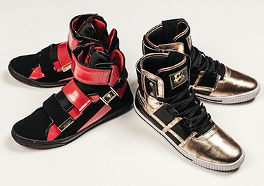 Shop Vlado: Bold New Hi-Tops & Chukkas