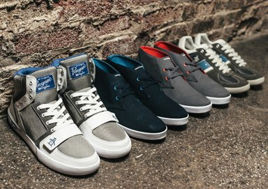 Shop Penguin Footwear: New Spring Sneaks