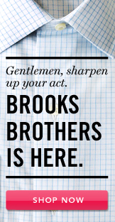 Brooks Brothers. Shop Now.