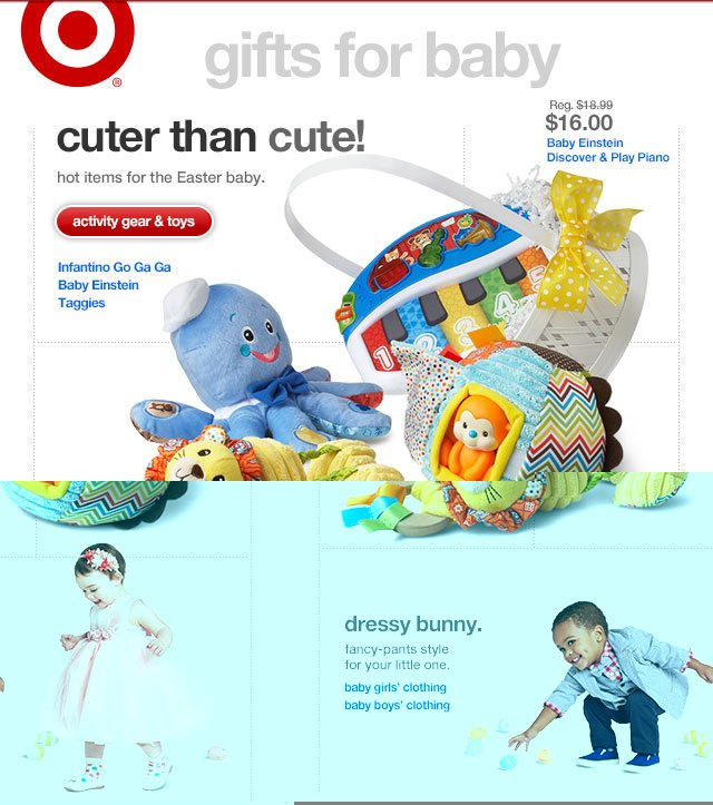 gifts for baby. CUTER THAN CUTE!