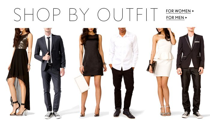 Shop By Outfit