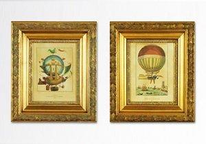 Antique & Vintage Reproduction Wall Art